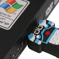 Chinese Opera USB Flash Drive