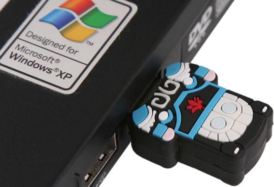 Chinese Opera USB Flash Drive