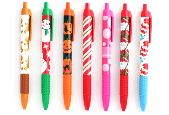 Christmas Scented Pens
