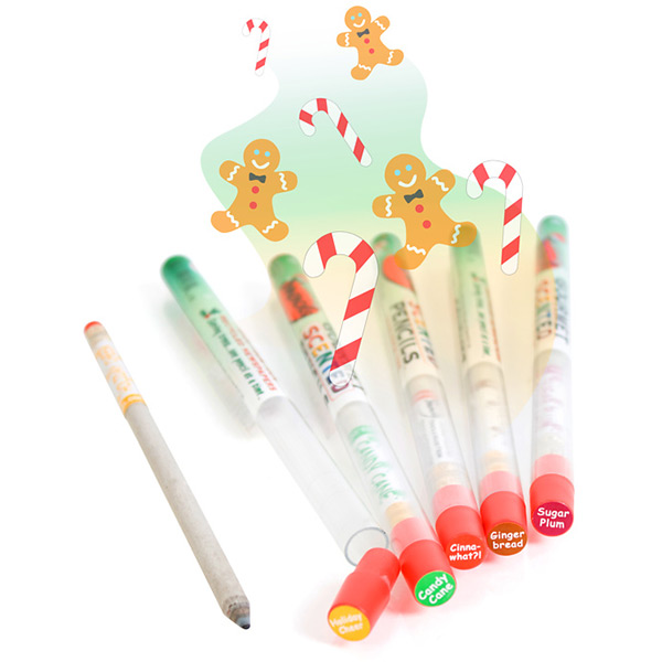 Christmas Scented Smencils Set