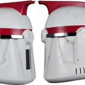 Star Wars Clone Trooper Captain Helmet Replica