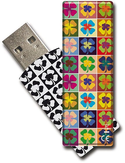 Emtec Clover Flash Drive