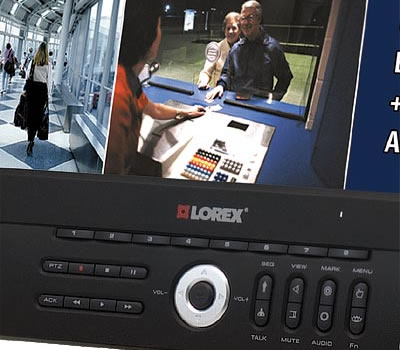 Lorex CCTV security system