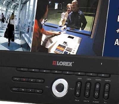 Lorex CCTV security system