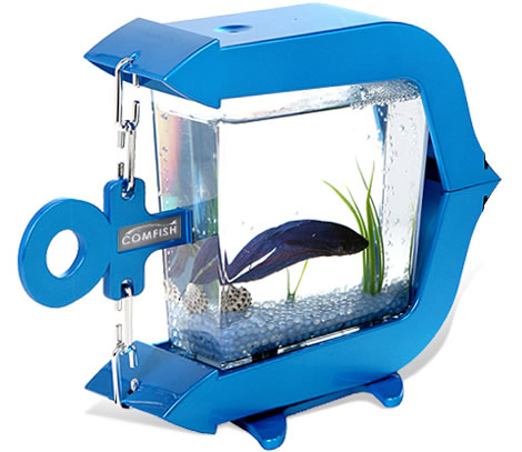 ComFish USB Mini Aquarium