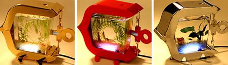 ComFish USB Mini Aquarium