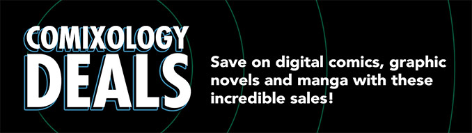 Comixology Star Wars Sale