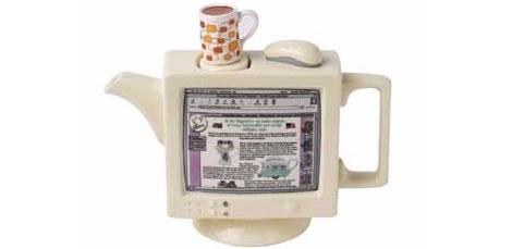 Computea Teapot