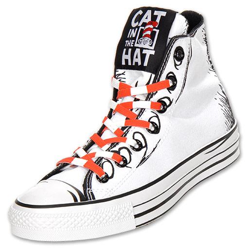 2d777afd5a4 Converse Chuck Taylor Hi Top Dr. Seuss Shoes