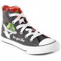 Converse Dr. Seuss Green Eggs and Ham High Tops