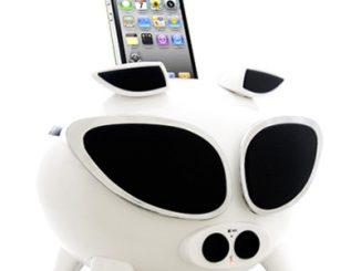 Cool iPig Speaker Dock