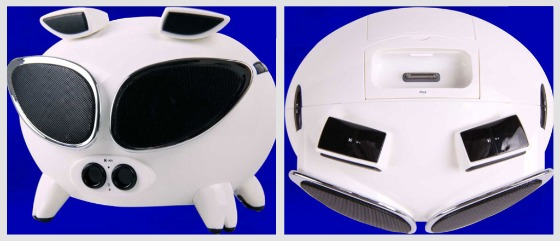 Pig iPhone Speaker Dock