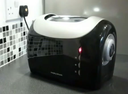Incredibly Cool Toaster
