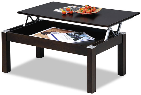 Cota 18 Lift Top Coffee Table With Storage NextGadgets
