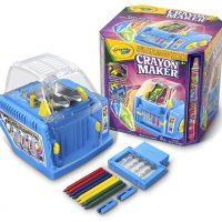 Crayola Crayon Maker with Story Studio