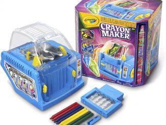 Crayola Crayon Maker with Story Studio
