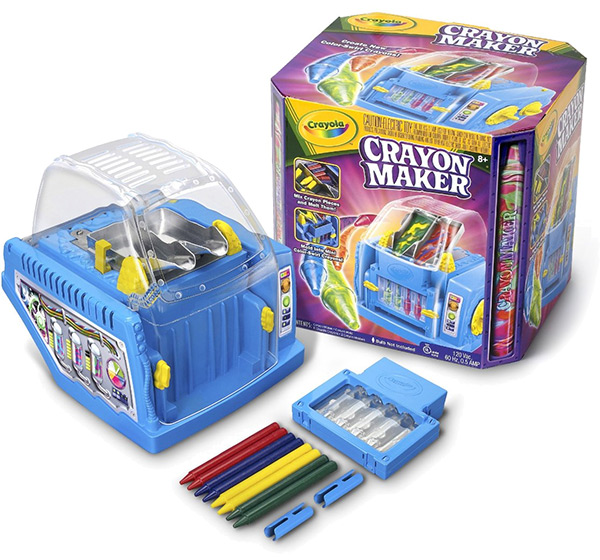 Crayola Crayon Maker Instructions