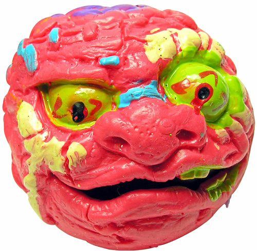 Creeperz! Monster Head Stress Ball