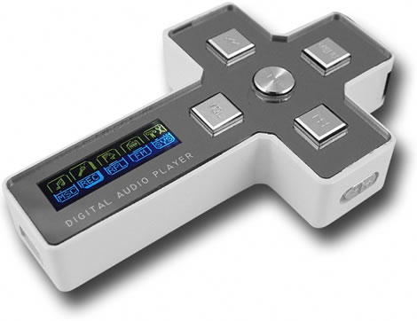 Cross MP3 Player