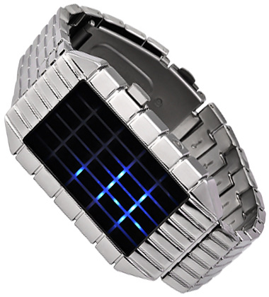 Cryogen LED Watch