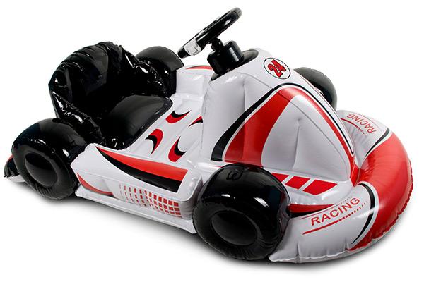 CTA Digital Inflatable Wii Racing Kart