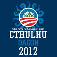 Cthulhu Dagon 2012 T-Shirt