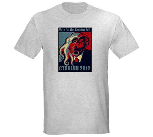 Cthulhu 2012 T-Shirt