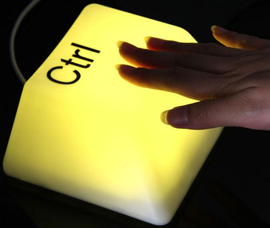 CTRL Button LED Light