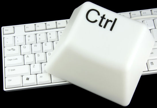 CTRL Button LED Light