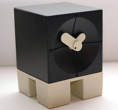 Mod Cube Table Clock