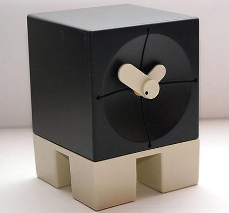 Mod Cube Table Clock