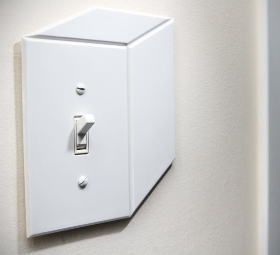 Optical 3d Illusion Light Switch Plates Amp Wall Outlets