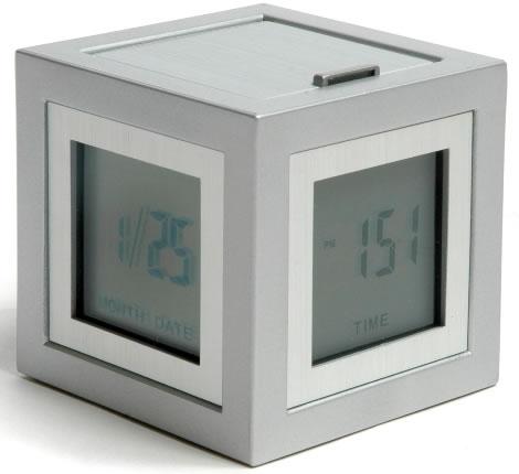 Cubissimo Alarm Clock
