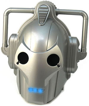 Cyberman Shower Radio