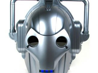 Doctor Who Cyberman Voice Changer Mask