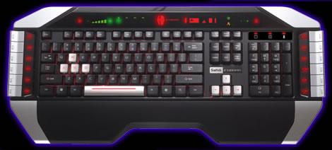 Cyborg Keyboard