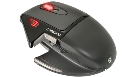 Cyborg Mouse
