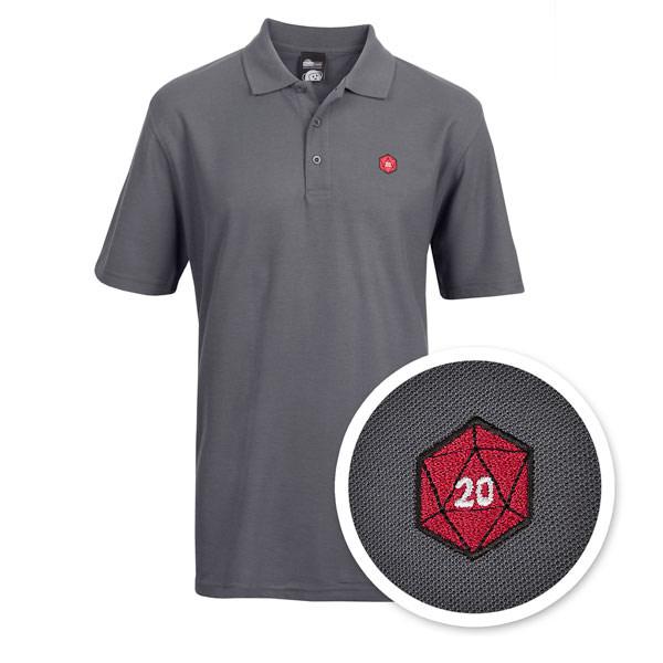 d20 Polo Shirt