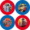 Doctor Who - Dalek Coasters