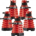 Dalek Doctor Who Character Building Army Pack