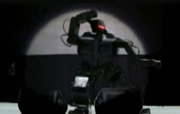 Evolution of Robotic Dance (Video)