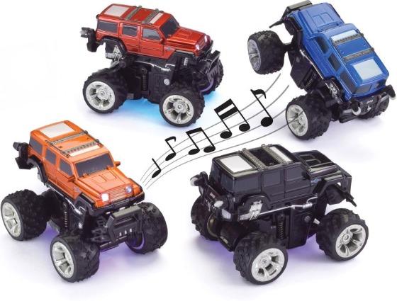 Dancing R/C Cars