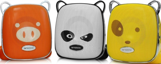Portable Animal MP3 Speaker