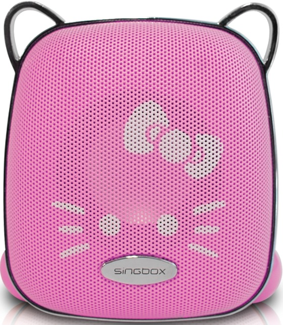 Portable Animal MP3 Speaker
