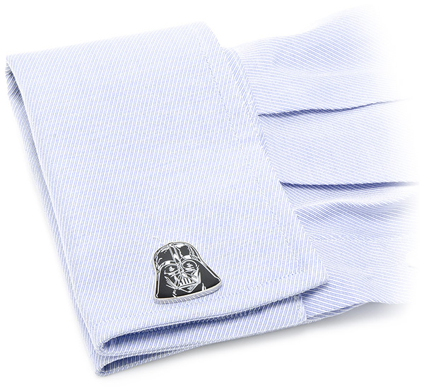 Darth Vader Cuff Links