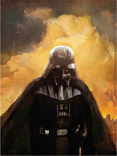 Darth Vader Empire 30th Anniversary Artwork #12
