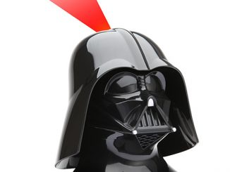 Darth Vader Projection Alarm Clock