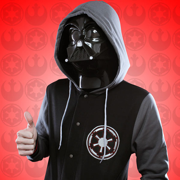 Darth Vader Sith Lord Letterman Jacket