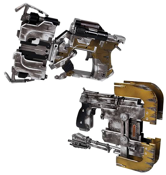 Dead Space Plasma Cutter Full Size Replicas