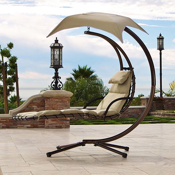 Delano Dream Chair Chaise Lounge